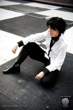 Gray Fullbuster from Fairy Tail worn by Onyx