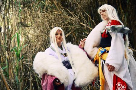 Sesshoumaru from Inuyasha worn by Onyx