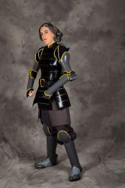 Lin Bei Fong from Legend of Korra, The (Worn by Onyx)