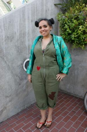 Kaylee Frye from Firefly worn by Adrienne Orpheus