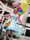 Princess Bubblegum from Adventure Time with Finn and Jake worn by Adrienne Orpheus