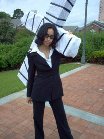 Nicholas D. Wolfwood from Trigun worn by Livvylove