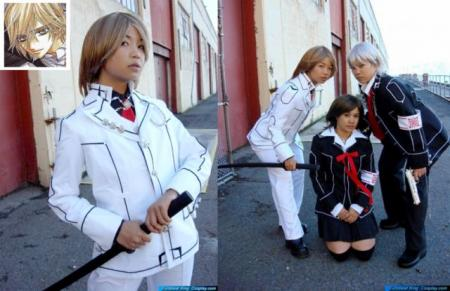 Takuma Ichijo from Vampire Knight worn by katnap
