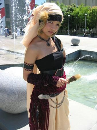 Relm Arrowny from Final Fantasy VI worn by katnap