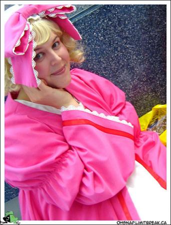 Hinaichigo from Rozen Maiden worn by Ringo