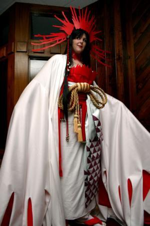 Yuuko Ichihara from xxxHoLic worn by Ringo