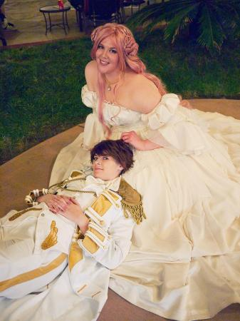 Euphemia Li Britannia from Code Geass worn by Ringo