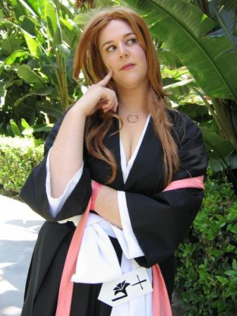 Rangiku Matsumoto from Bleach worn by Ringo