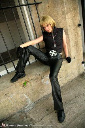 Mello from Death Note worn by JujuKitten