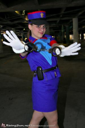 Officer Jenny from Pokemon worn by JujuKitten
