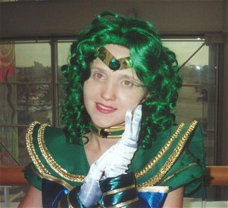Sailor Neptune from Sailor Moon Seramyu Musicals worn by Lady Diamond
