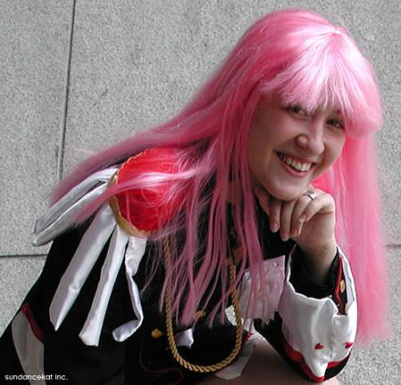 Utena Tenjou from Revolutionary Girl Utena