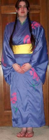 Aya Fujimiya from Weiss Kreuz