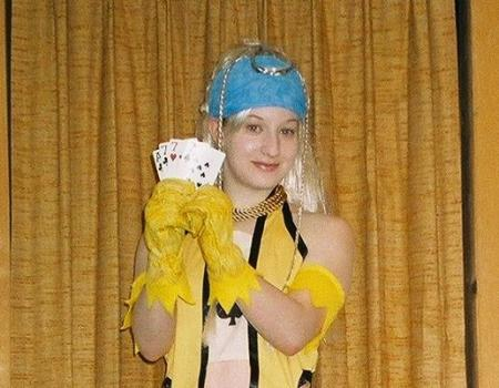 Rikku from Final Fantasy X-2 worn by Kitty-armada