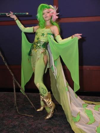 Rydia from Final Fantasy IV worn by NiGHTmaren