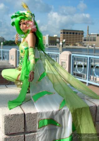 Rydia from Final Fantasy IV worn by Hime no Toki