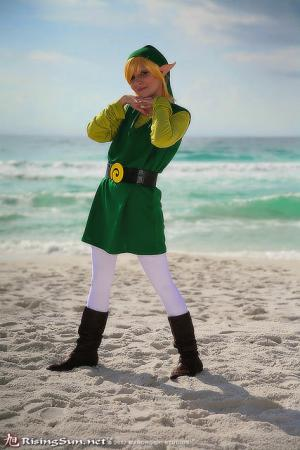 Link from Legend of Zelda: The Wind Waker worn by Hime no Toki