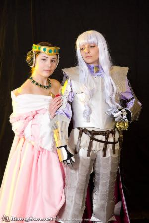 Griffith from Berserk worn by Hime no Toki