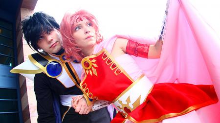 Hikaru Shidou from Magic Knight Rayearth worn by NiGHTmaren