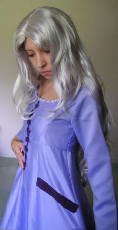 Amalthea from Last Unicorn worn by Hime no Toki