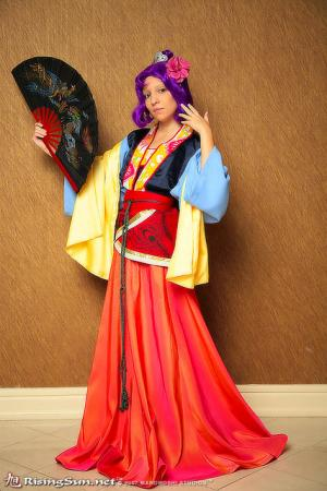 Nuriko from Fushigi Yuugi worn by Hime no Toki