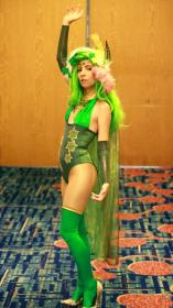 Rydia from Final Fantasy IV