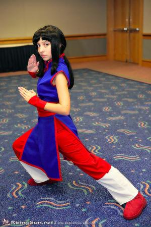 ChiChi from Dragonball worn by Hime no Toki