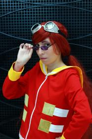Robotnik / Eggman from Sonic the Hedgehog Series worn by NiGHTmaren