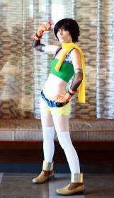 Yuffie Kisaragi from Kingdom Hearts worn by NiGHTmaren