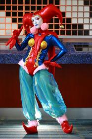 Harlequin from Chrono Cross worn by NiGHTmaren