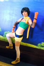 Yuffie Kisaragi from Kingdom Hearts by NiGHTmaren