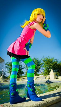 Lucy Steel from Steel Ball Run worn by Hime no Toki