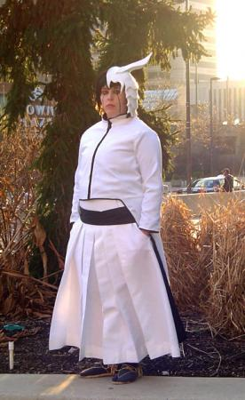 Ulquiorra Schiffer from Bleach