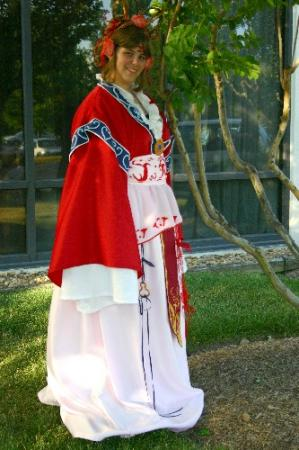 Miaka Yuuki from Fushigi Yuugi worn by Lizzy