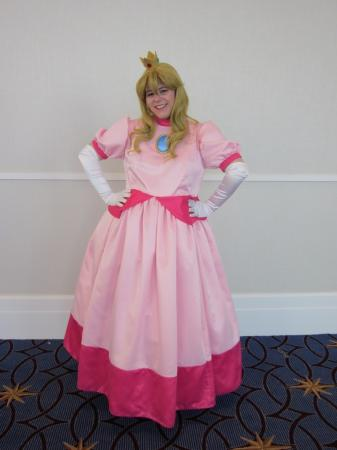 Princess Peach Toadstool from Super Mario Brothers Series