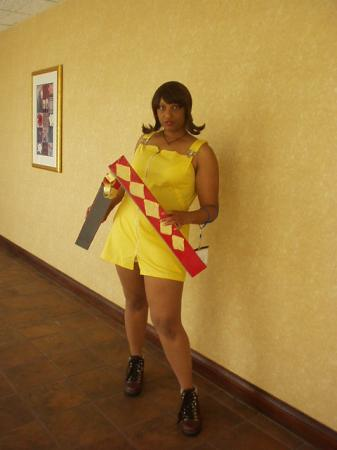 Selphie Tilmitt from Final Fantasy VIII worn by Kawaii Neko