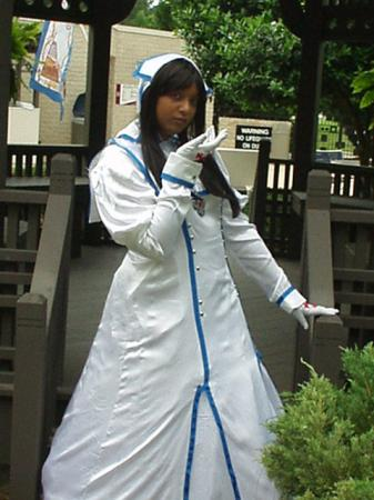 Kate Scott from Trinity Blood worn by Kawaii Neko