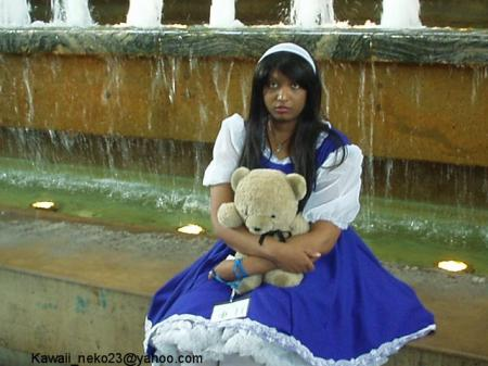 Alice from Original: Gothic Lolita / EGL / EGA