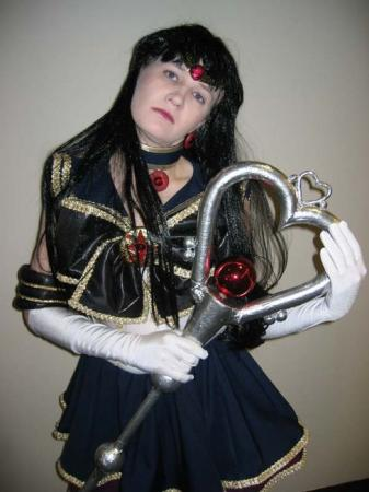 Sailor Pluto from Sailor Moon Seramyu Musicals