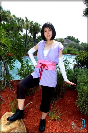 Sheena Fujibayashi from Tales of Symphonia worn by Aleera
