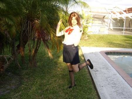 Yukari from Persona 3 worn by Aleera