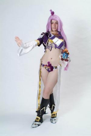 Kuja from Final Fantasy IX worn by Aleera