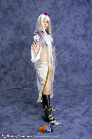 Kuja from Final Fantasy IX