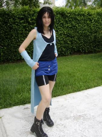 Rinoa Heartilly from Final Fantasy VIII