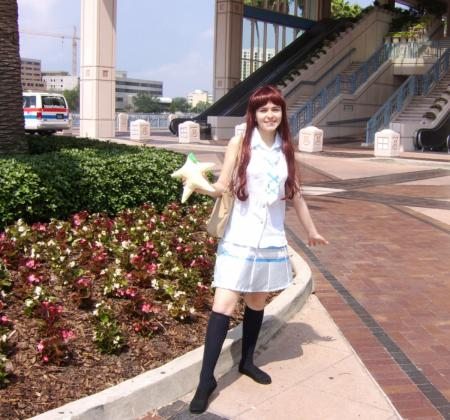 Kairi from Kingdom Hearts 2 worn by Aleera
