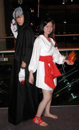 Miyu from Vampire Princess Miyu worn by Heki-chan
