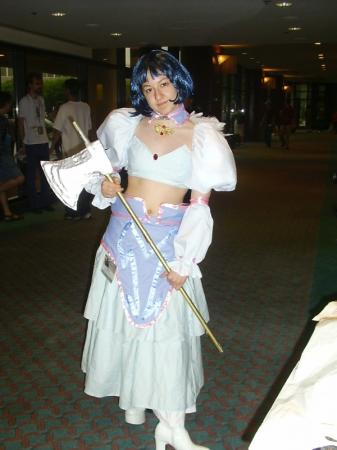 Subaru from .hack//SIGN