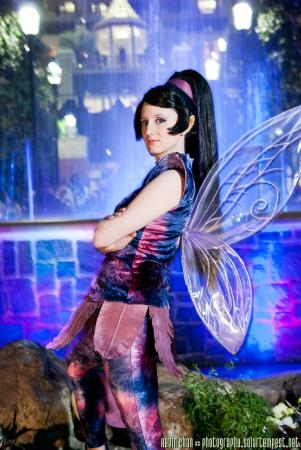 Vidia from Disney Fairies