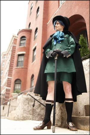Ciel Phantomhive from Black Butler worn by AkaneSaotome