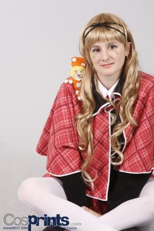 Rima Mashiro from Shugo Chara! worn by AkaneSaotome
